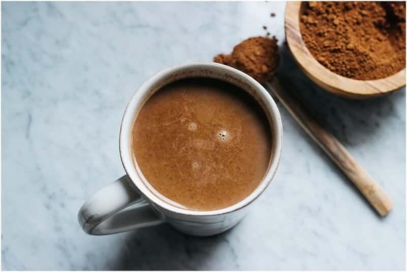 Bulletproof Healthy Hot Chocolate