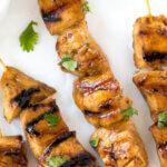 Chicken Satays